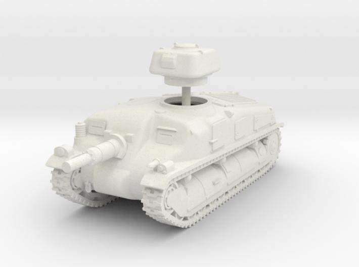 1/72 SAu-40 SPG 3d printed