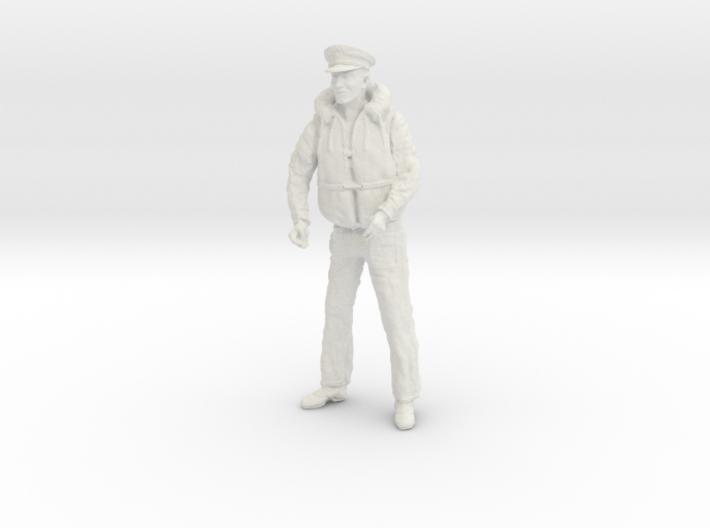 1/12 USCG Helmsman 1 3d printed