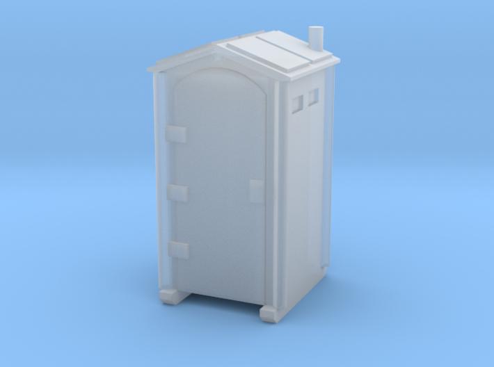 1/64 Porta Pot 3d printed