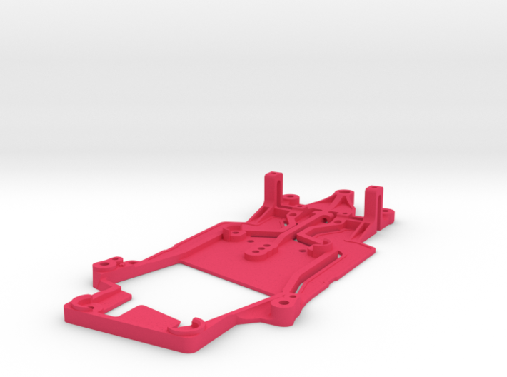 AM DBR9 RALLY CHASSIS 3d printed