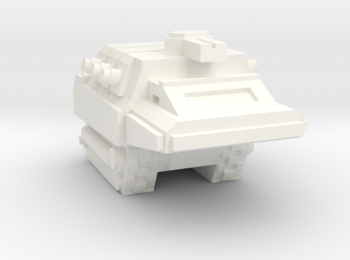Armadillo Scout 3d printed