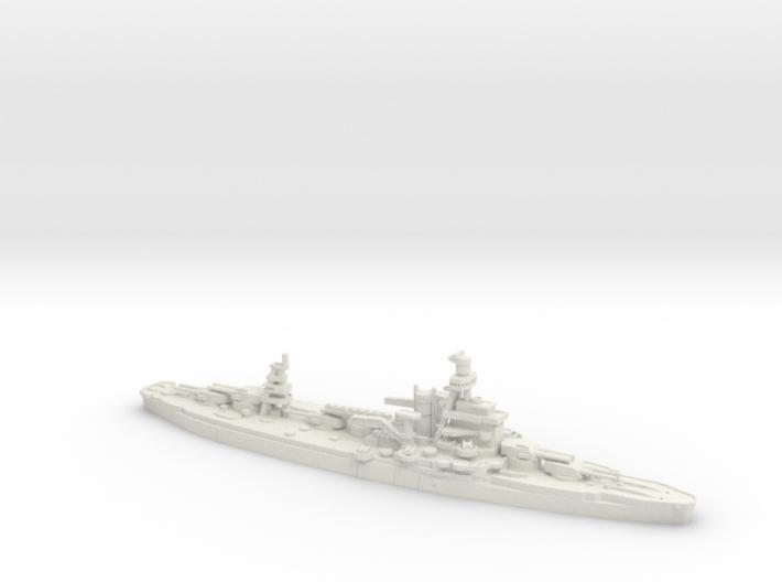 USS Arkansas 1/600 3d printed