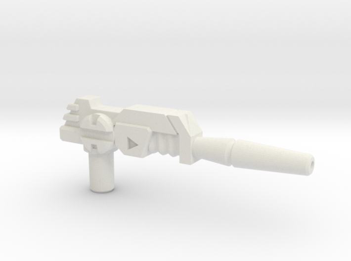 Jazz's Photon Rifle (PotP) 3d printed