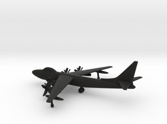 Boeing XB-55 3d printed