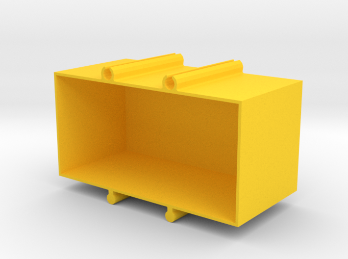 box for electrical components 3d printed