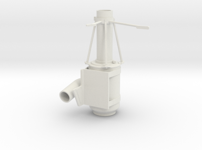 Superliner-air-cleaner-RH 3d printed