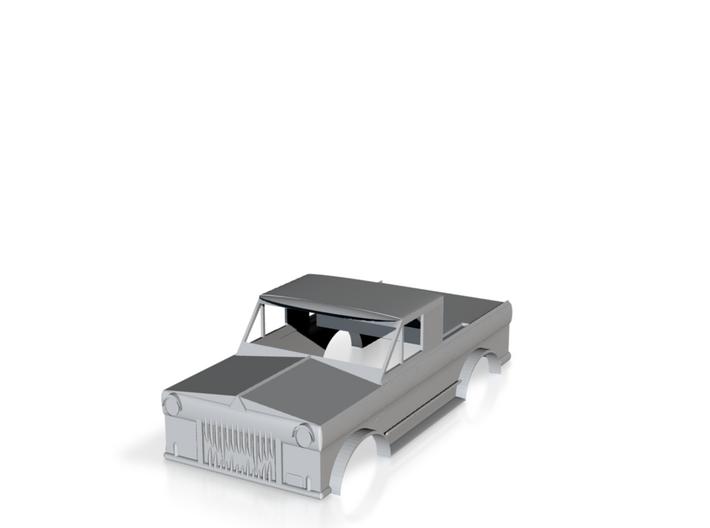 FMA Designs - J-444 KMM - The Bumper Bitter 3d printed