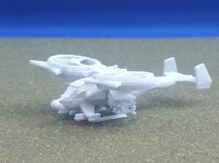 AT99 Scorpion1 To 285 V4 Solid 3d printed