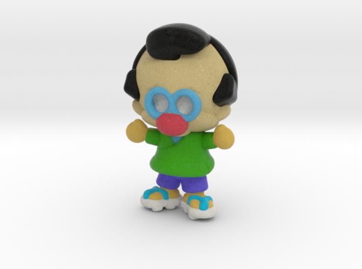 Joker 3d printed
