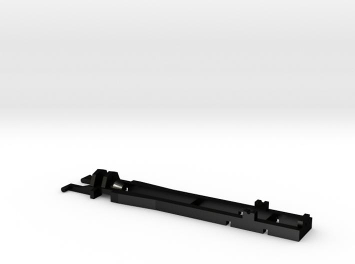 02-Herpa RC MAN 2 axle 55 mm 3d printed