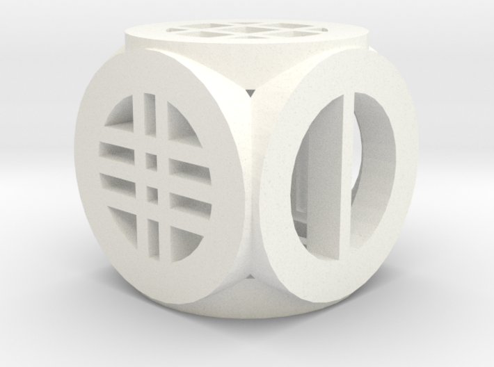 D6: Open Design Collection 3d printed