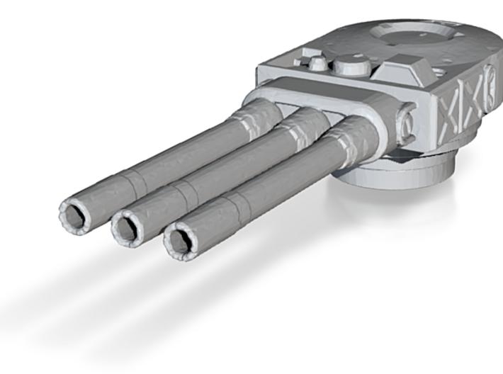 Ship Turret 3d printed