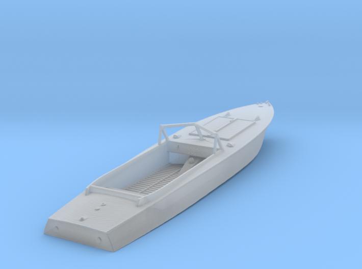 1/87th (H0) PG-117 motor boat 3d printed
