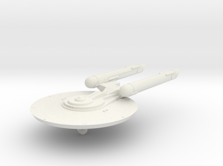 3125 Scale Fed Classic New Light Cruiser (NCL) WEM 3d printed