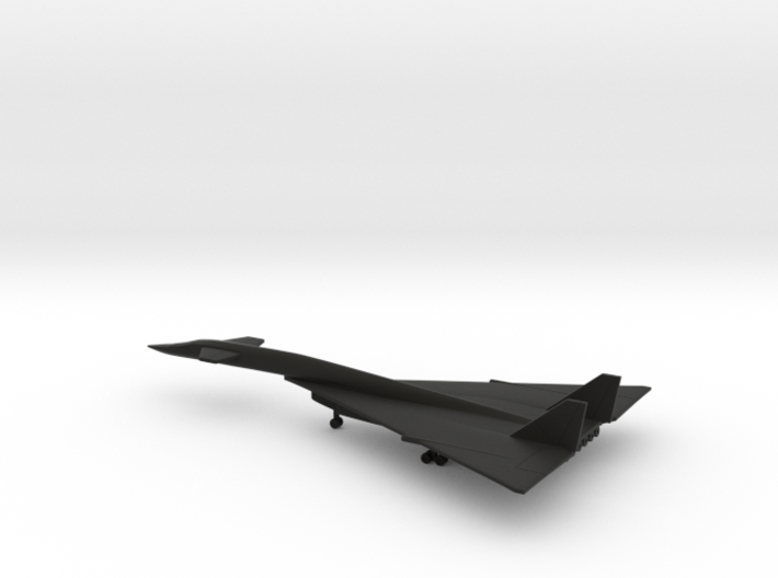 North American XB-70 Valkyrie 3d printed