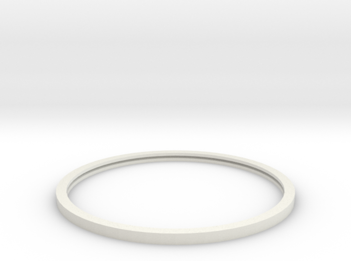 Harvestore Concrete Ring 3d printed