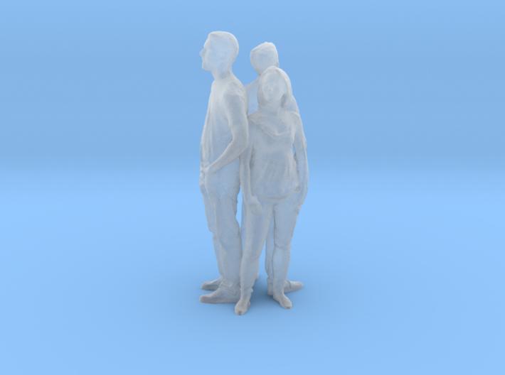 Printle C Couple 013 - 1/72 - wob 3d printed