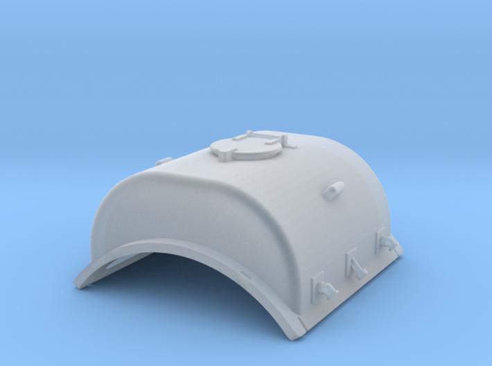 HO Scale IC Paducah Sandbox C50541 3d printed