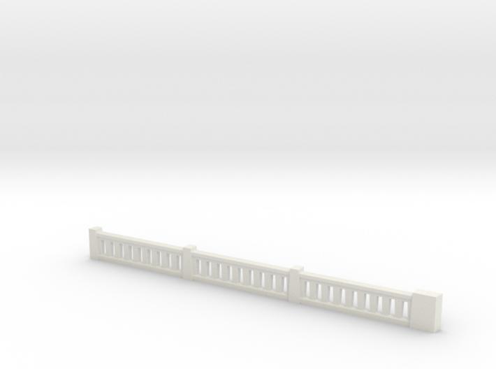 Top Corner Rail 1-64 3d printed