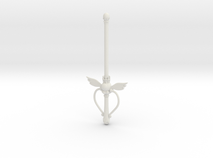 Sailor Moon kalediscope wand: 1/3 doll bjd scale 3d printed