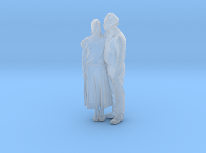 Printle C Couple 029 - 1/35 - wob 3d printed
