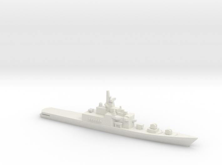 Haruna-class DDH (FRAM), 1/1800 3d printed