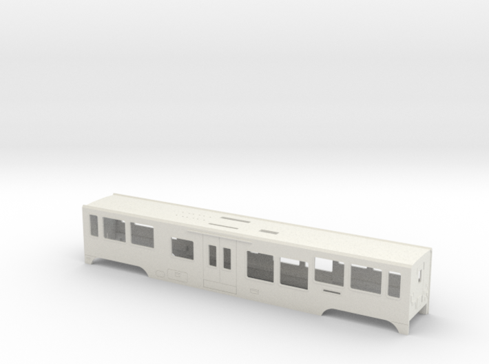 HOm MGB B4200 SFP-Body 3d printed
