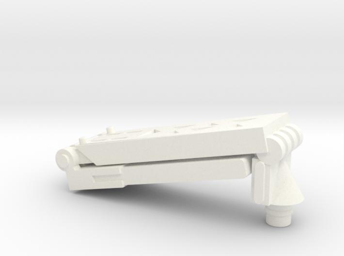 PRHI Star Wars Black FO Stormtrooper Blaster Stand 3d printed