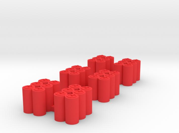 Six Packs (S) 3d printed