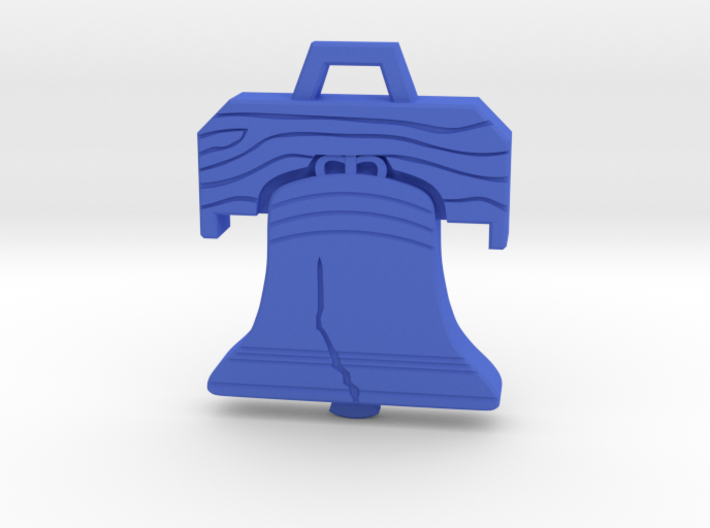 The Freedom Ringer 3d printed