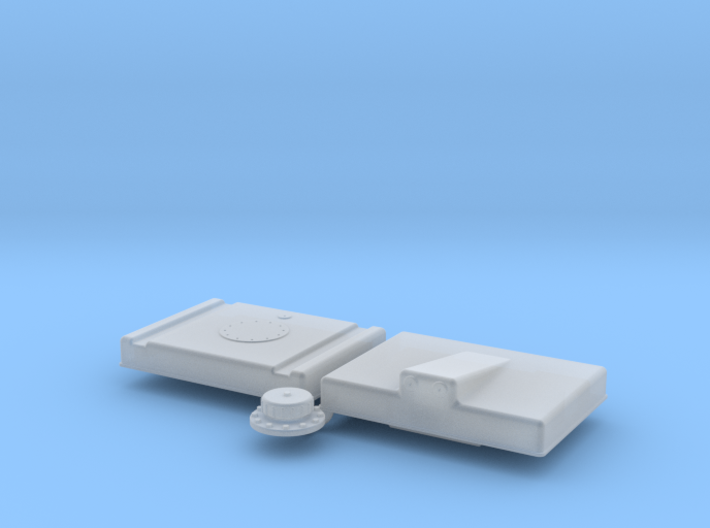 1/43 Fuel Cell RJS-8g-19-14-7-Sump 3d printed