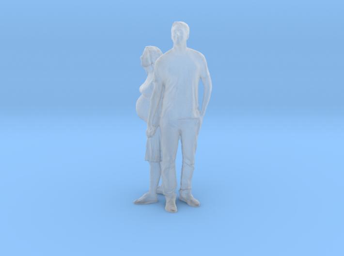 Printle C Couple 039 - 1/48 - wob 3d printed