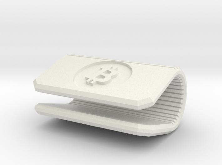 Bitcoin Edition Webcam Clip 3d printed