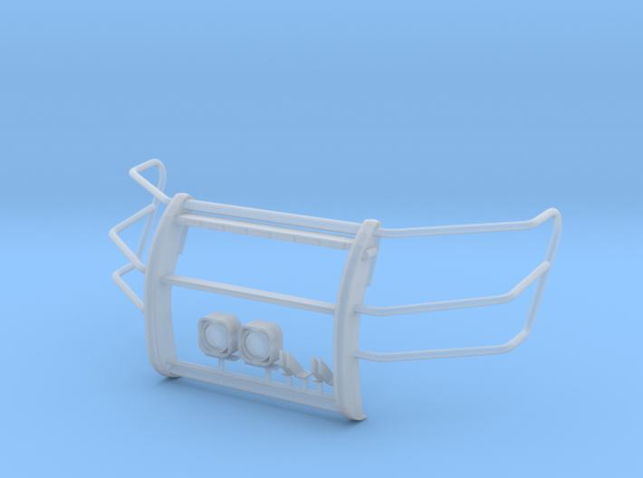 1-24_setina_interceptor_suv_guard 3d printed