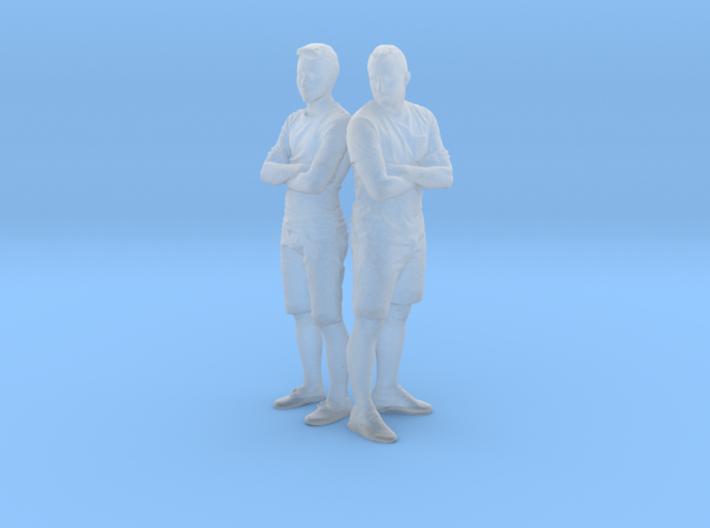 Printle C Couple 057 - 1/64 - wob 3d printed