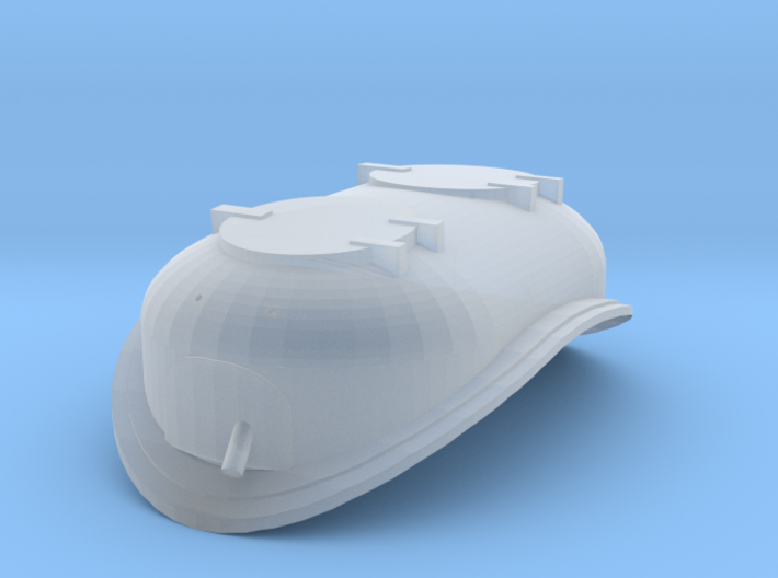 """Illinois Central """"Paducah"""" Sand Dome - 2 3d printed"""