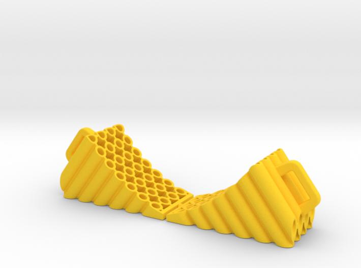 2 Cales de roues - 2 Wheels chocks 3d printed