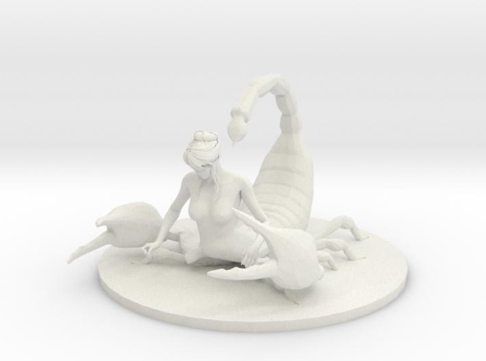 Scorpionfolk 3d printed