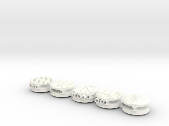 25 mm Industrial Base 3d printed