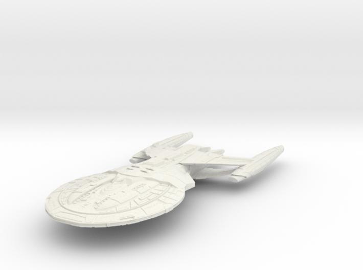 Enforcer Class BattleCruiser LARGE 3d printed