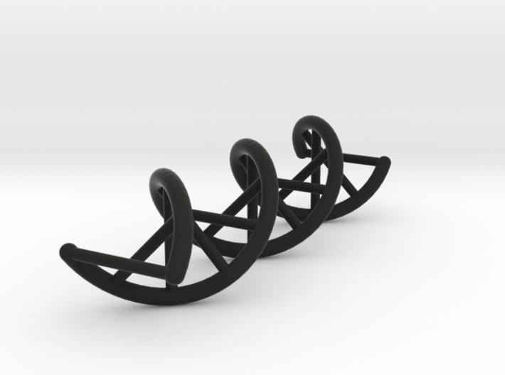 DNA strand 3d printed