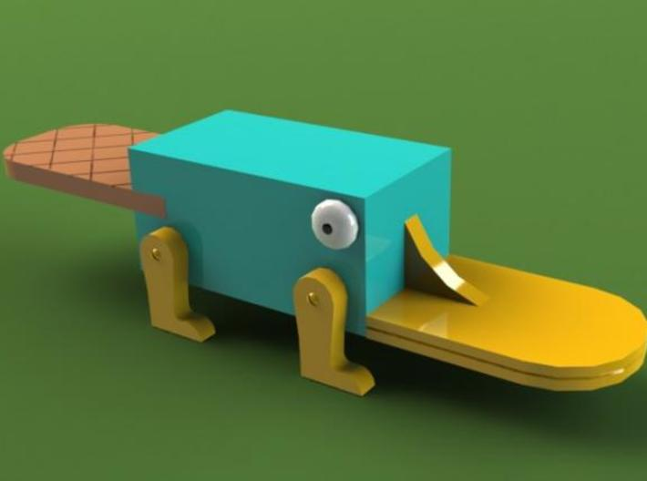 Perry the platypus toy 382v6caju by martindilling perry the platypus toy 3d printed render 01 voltagebd