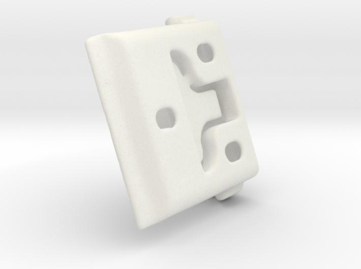 Shade Bracket 305 - Gp 3d printed