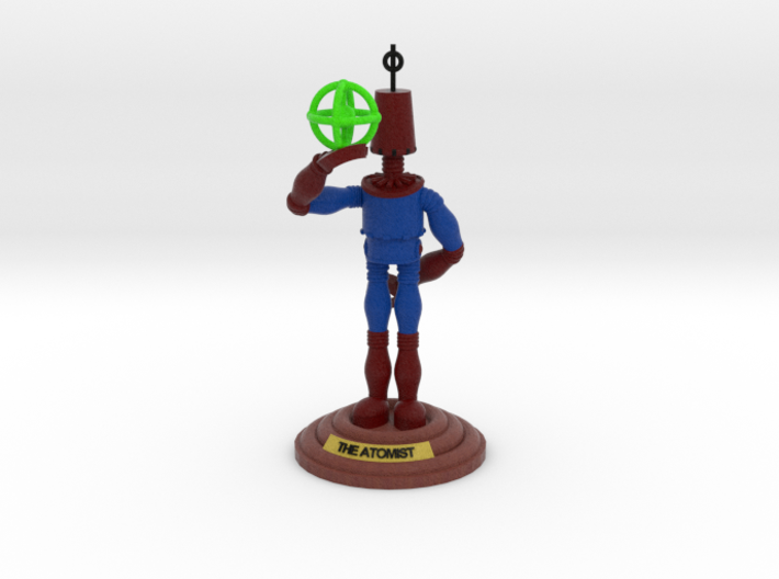 boOpGame Shop - The Atomist 3d printed boOpGame Shop - The Atomist