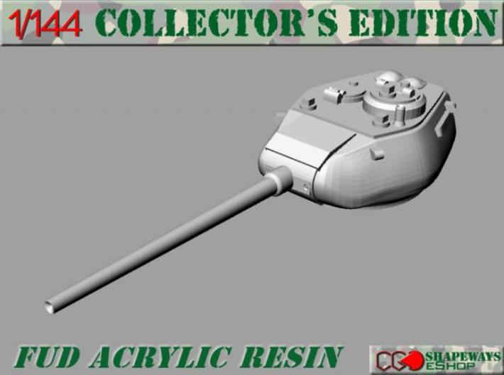 1:144 T34 85 Turret for Conversion X2 3d printed T34/85 turret