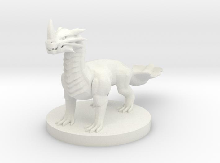 Guard Drake 3d printed