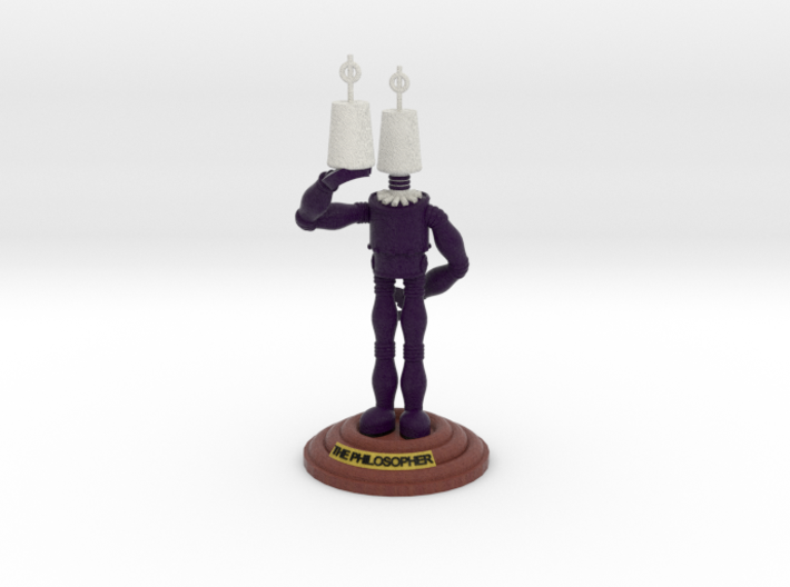 boOpGame Shop - The Philosopher 3d printed boOpGame Shop - The Philosopher