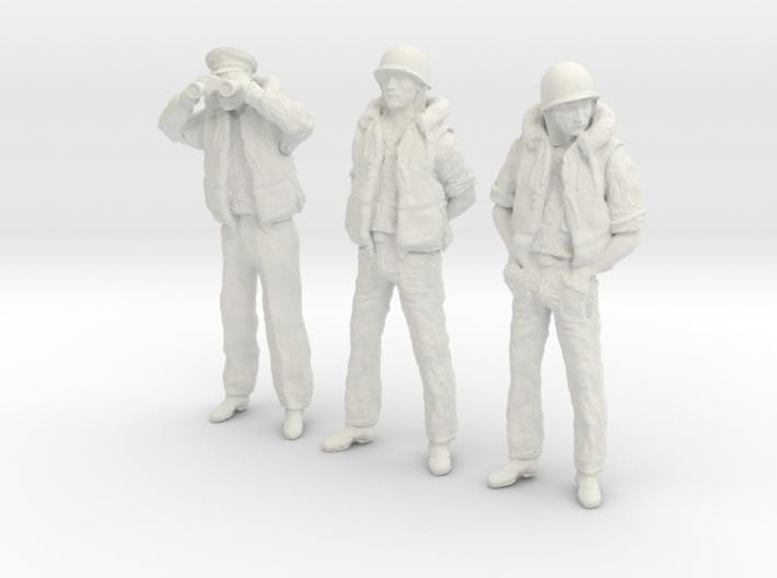 1/30 USN PT Crew Set06-05 3d printed