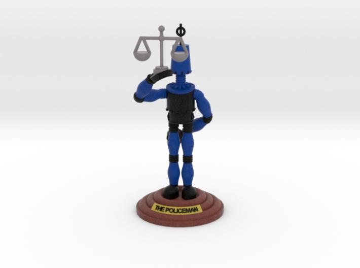boOpGame Shop - The Policeman 3d printed boOpGame Shop - The Policeman