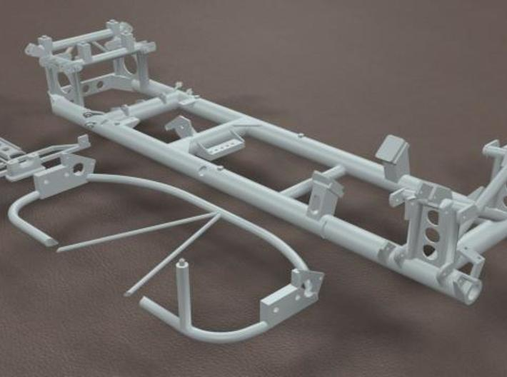 TDR 427 Roadster Frame Kit 3d printed